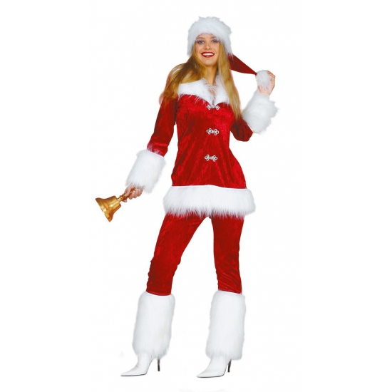 kerst outfit vrouw
